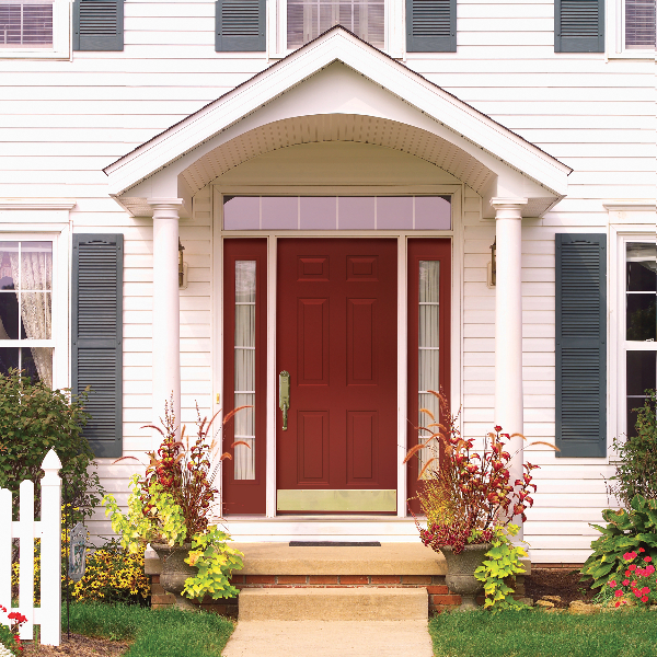 Legacy 20 Gauge Steel Door 1 001   Replacement Windows U0026 Doors   Richmond  VA | Renewal By Andersen | Charlottesville   Fredericksburg   Chesterfield  ...