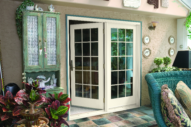 Hinged French Patio Doors Richmond Va Renewal By Andersen Charlottesville Fredericksburg Chesterfield Window