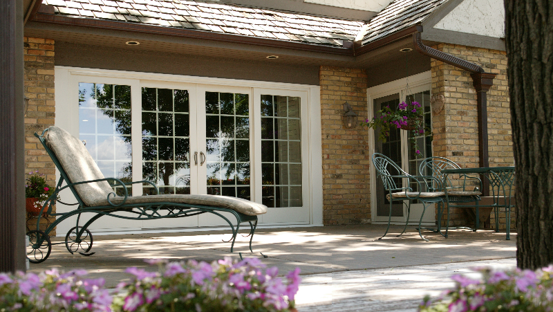 Hinged French Patio Doors - Richmond VA | Renewal by Andersen |  Charlottesville - Fredericksburg - Chesterfield | Richmond Window - Hinged French Patio Doors - Richmond VA Renewal By Andersen