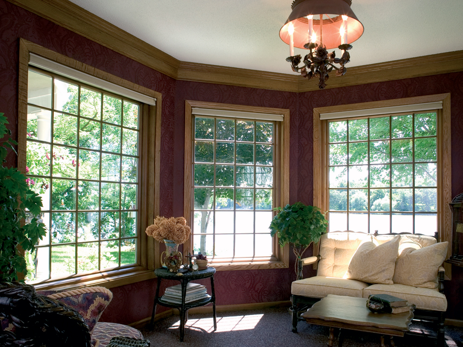 Picture Windows Colonial Grilles 940x705 Replacement