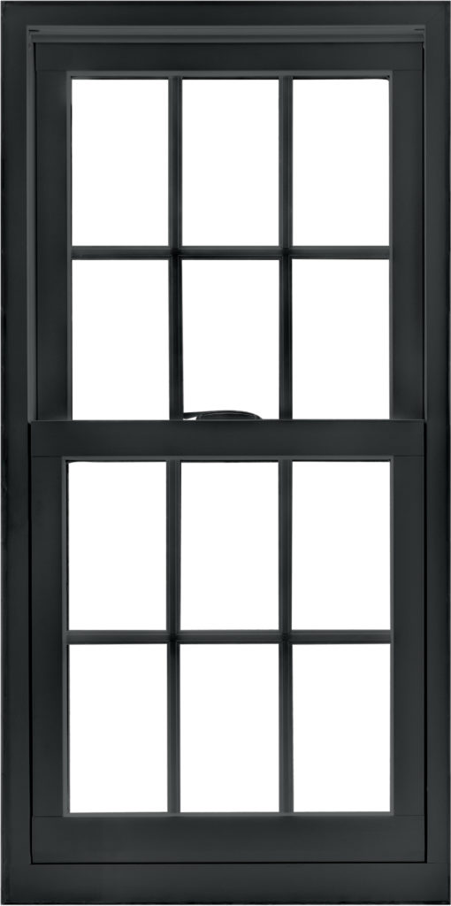 Product Double Hung Db Window Black Replacement Windows