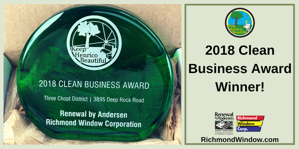 Richmond Window Recognized As A Top Workplace By The