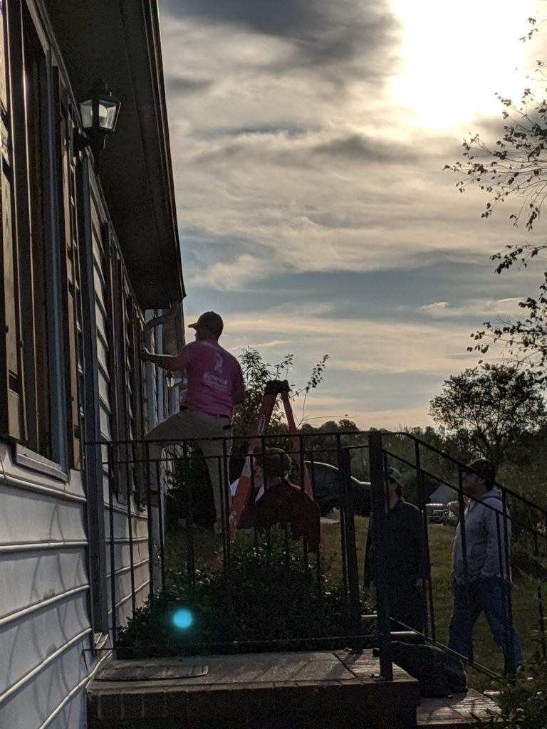 Rebuilding Together Richmond Morning Window Replacement
