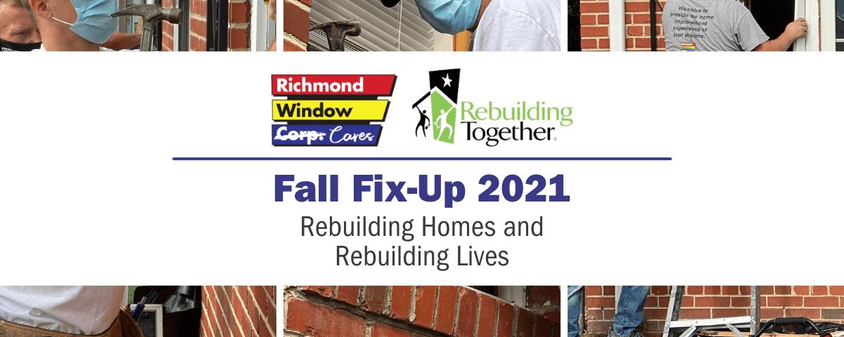 window replacement volunteer